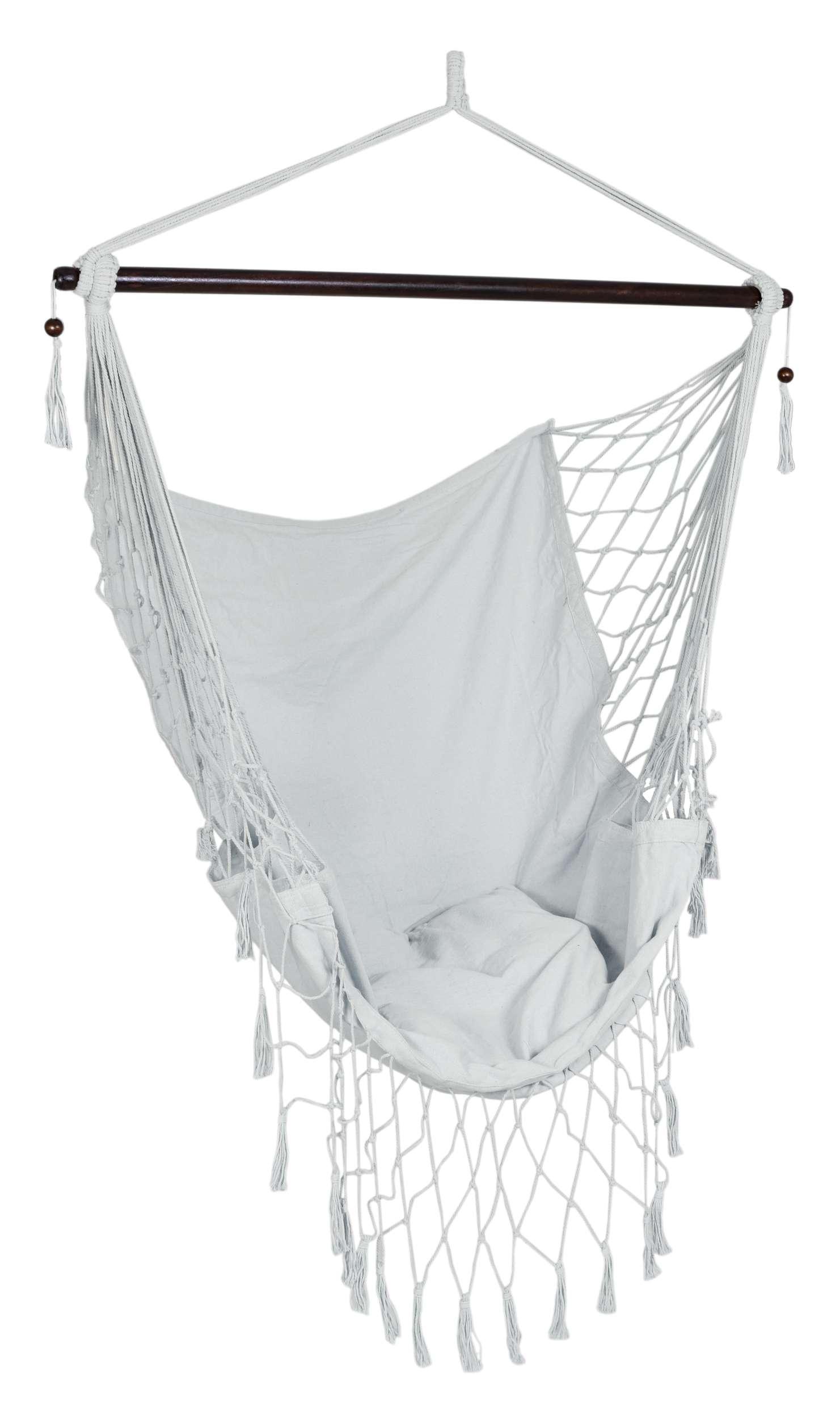 Krzesło brazylijskie wiszące bahio